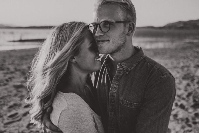 Ida & Kjetil love shoot by Vegard Giskehaug Photography - 003