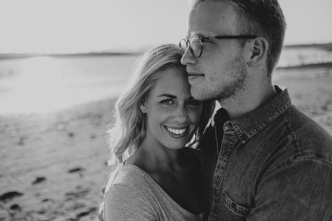Ida & Kjetil love shoot by Vegard Giskehaug Photography - 004