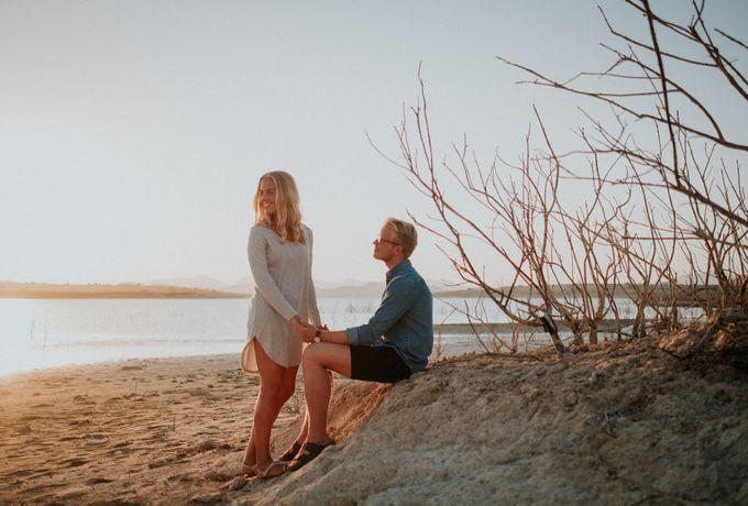 Ida & Kjetil love shoot by Vegard Giskehaug Photography - 007
