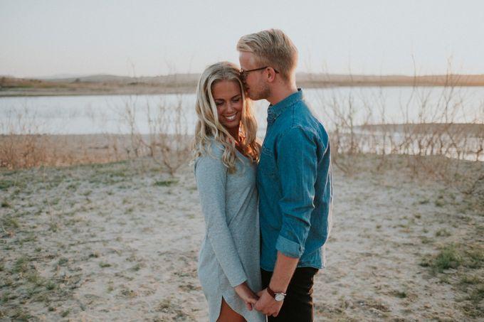 Ida & Kjetil love shoot by Vegard Giskehaug Photography - 014