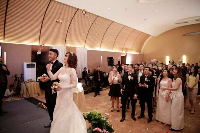 Wedding Experience at Alila Jakarta by Sparks Luxe Jakarta - 012