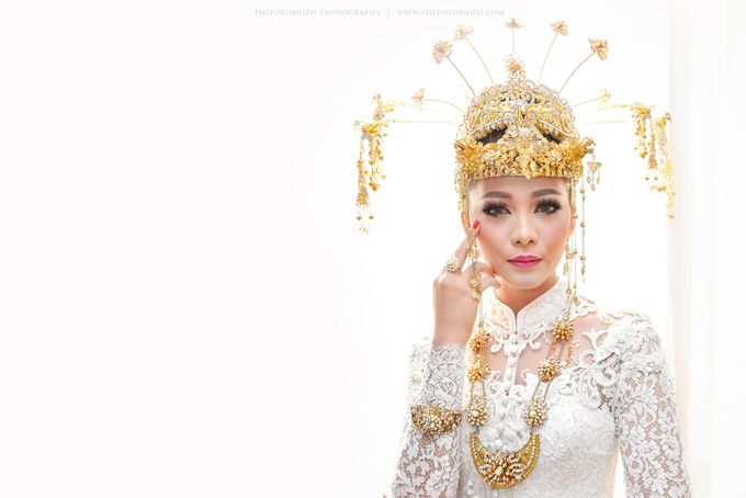 Emma + Bagus Wedding by Thepotomoto Photography - 001