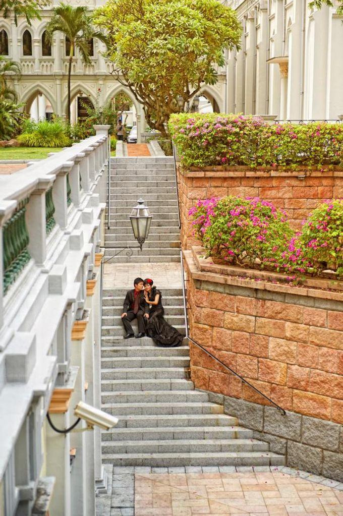 Andy & Mika Pre Wedding by PerakMas Exclusive Wedding's Portfolio - 002
