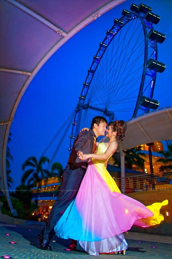 Andy & Mika Pre Wedding by PerakMas Exclusive Wedding's Portfolio - 003