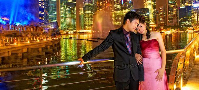 Andy & Mika Pre Wedding by PerakMas Exclusive Wedding's Portfolio - 004