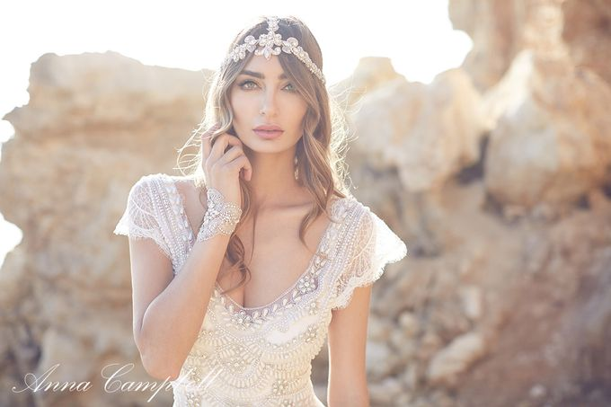 Anna Campbell Spirit collection by Melonie Santos Makeup Artist - 007