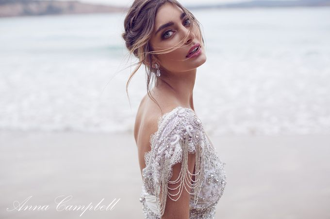 Anna Campbell Spirit collection by Melonie Santos Makeup Artist - 001