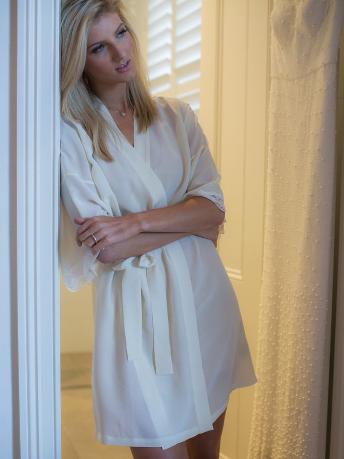 Bridal Robes and Bridesmaids Gifts by Posy Australia - 011