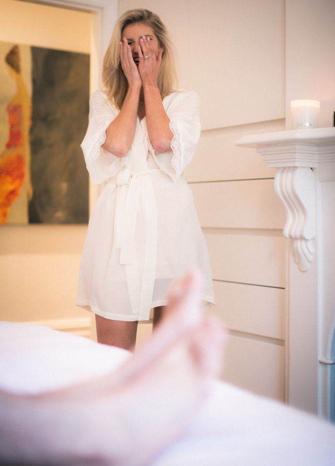 Bridal Robes and Bridesmaids Gifts by Posy Australia - 005