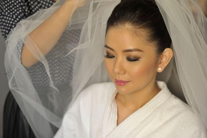 The wedding of Arief and Olivia by Ike Riani Hartono - 007
