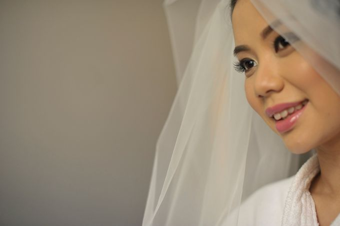 The wedding of Arief and Olivia by Ike Riani Hartono - 008