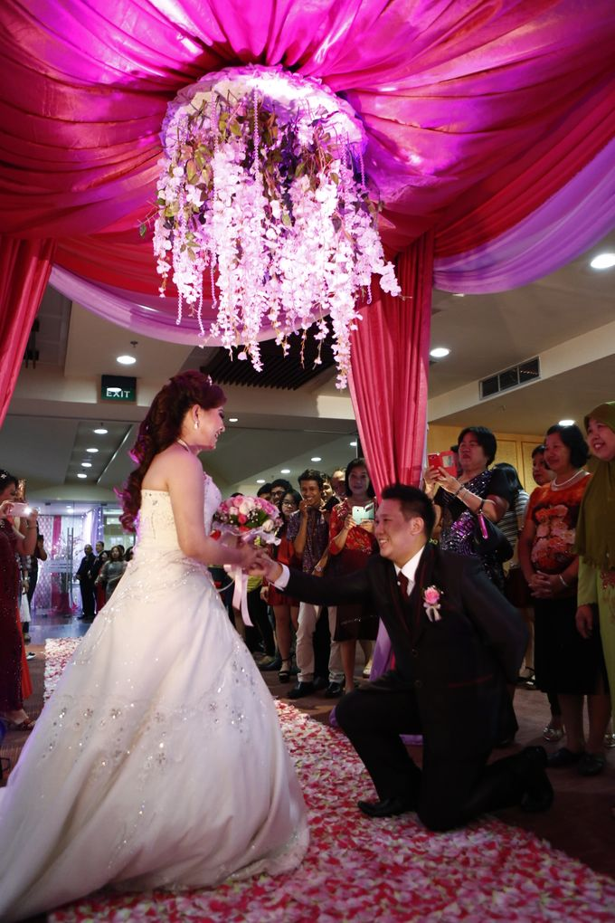 Wedding at gading premiere hall by X-Seven Entertainment - 005