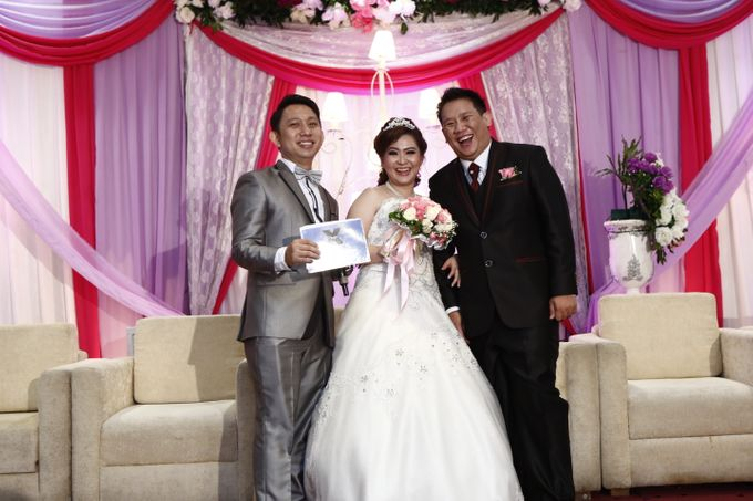 Wedding at gading premiere hall by X-Seven Entertainment - 001
