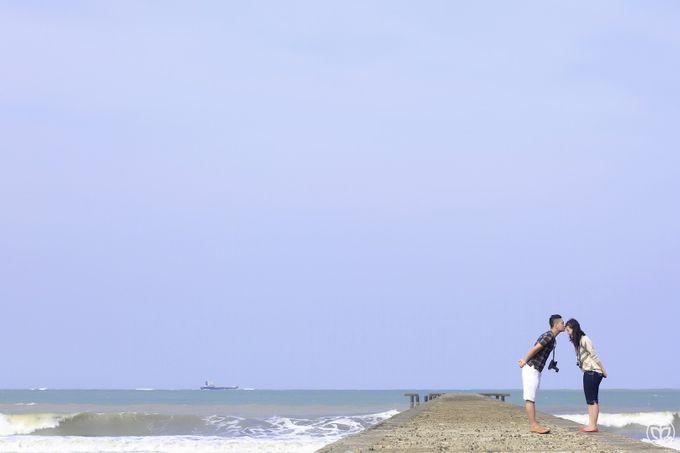 Anggun & Riyan Prewedding by MSB Photography - 017