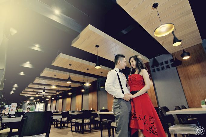 Anggun & Riyan Prewedding by MSB Photography - 021