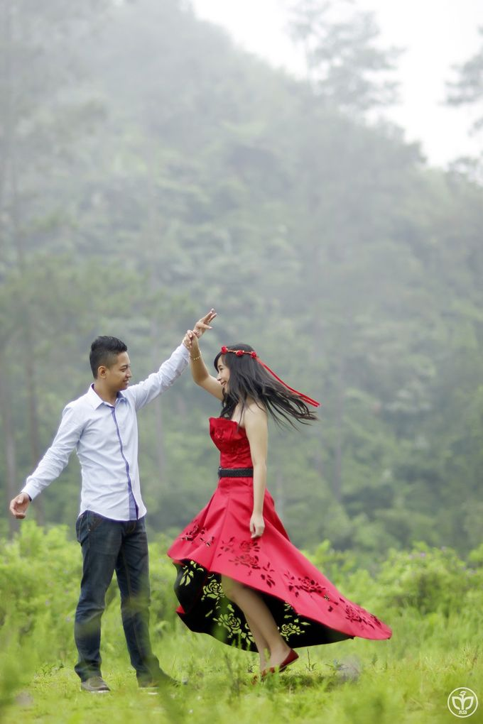 Anggun & Riyan Prewedding by MSB Photography - 027