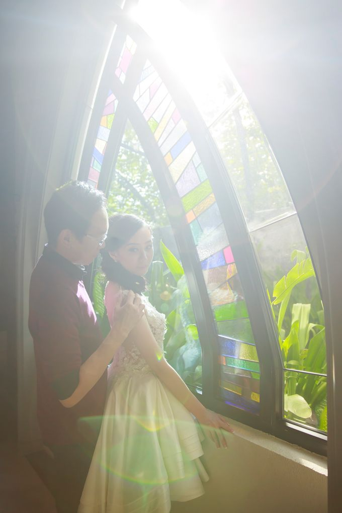 Romigo & Yenny Prewedding by Marble Pixel - 007