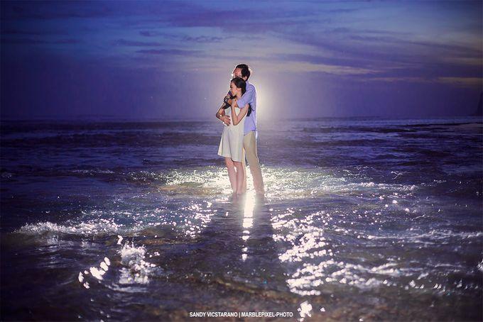 Romigo & Yenny Prewedding by Marble Pixel - 009