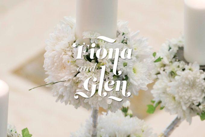 Fiona & Glen | Wedding by Kotak Imaji - 002