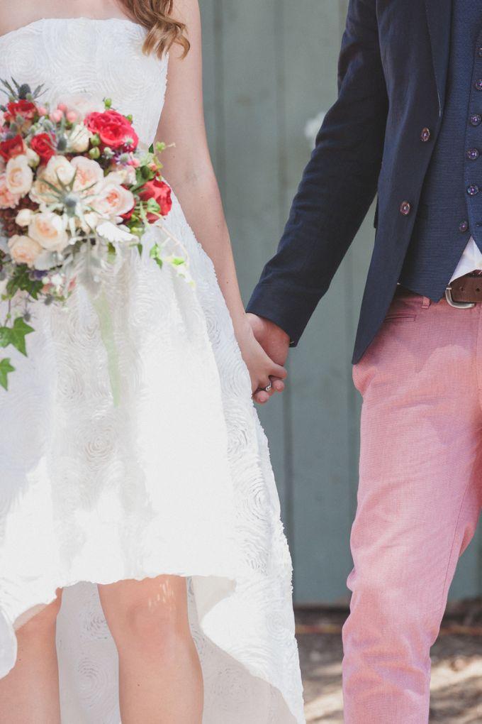 Wedding photography portfolio by Bri Hammond Photography - 005