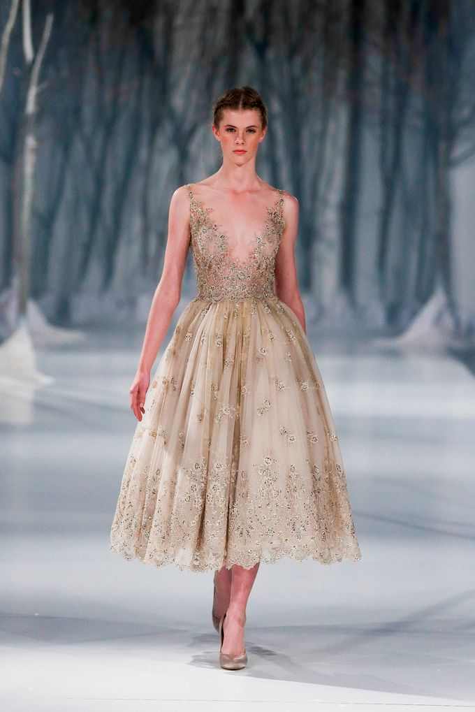 Paolo Sebastian - The Snow Maiden Autumn-Winter 2016 collection by The Proposal - 001