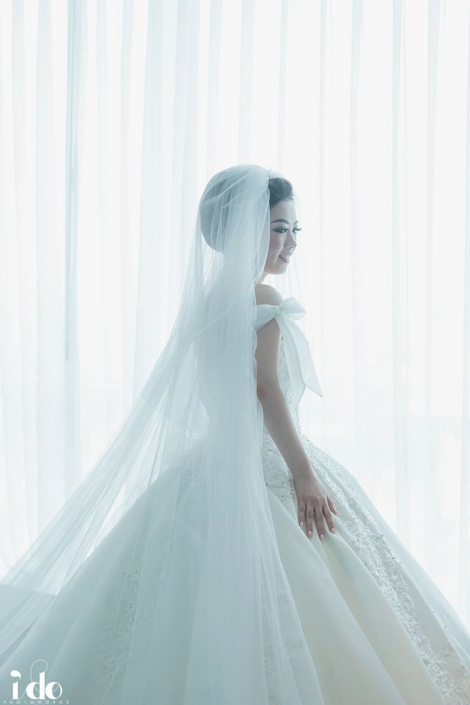 Aldy & Silvia The Wedding by MY MUSE BY YOFI - 001