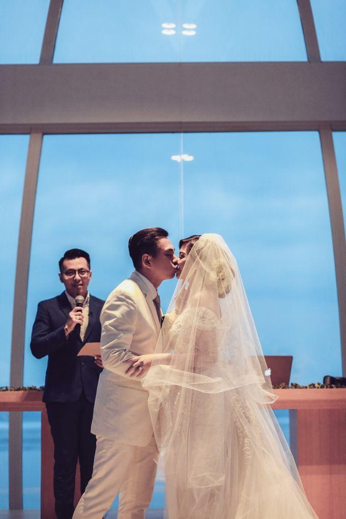 My elegantly intimate wedding by Anaz Khairunnaz - 001