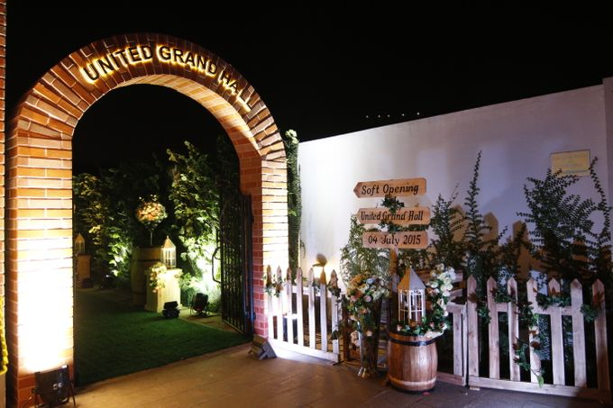 Soft Opening of United Grand Hall by Culture Royale Catering - 002