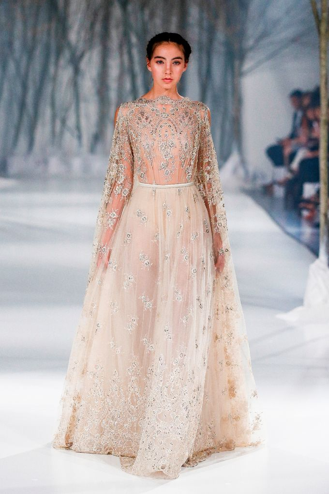 Paolo Sebastian - The Snow Maiden Autumn-Winter 2016 collection by The Proposal - 002