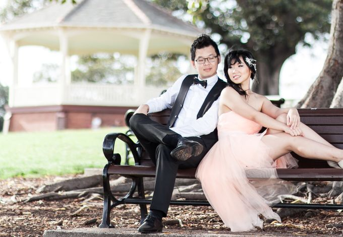 Andry & Vanessa Prewedding by Deppicto - 003