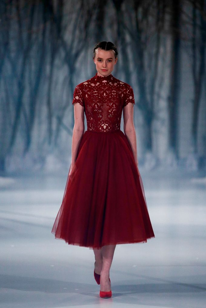 Paolo Sebastian - The Snow Maiden Autumn-Winter 2016 collection by The Proposal - 003