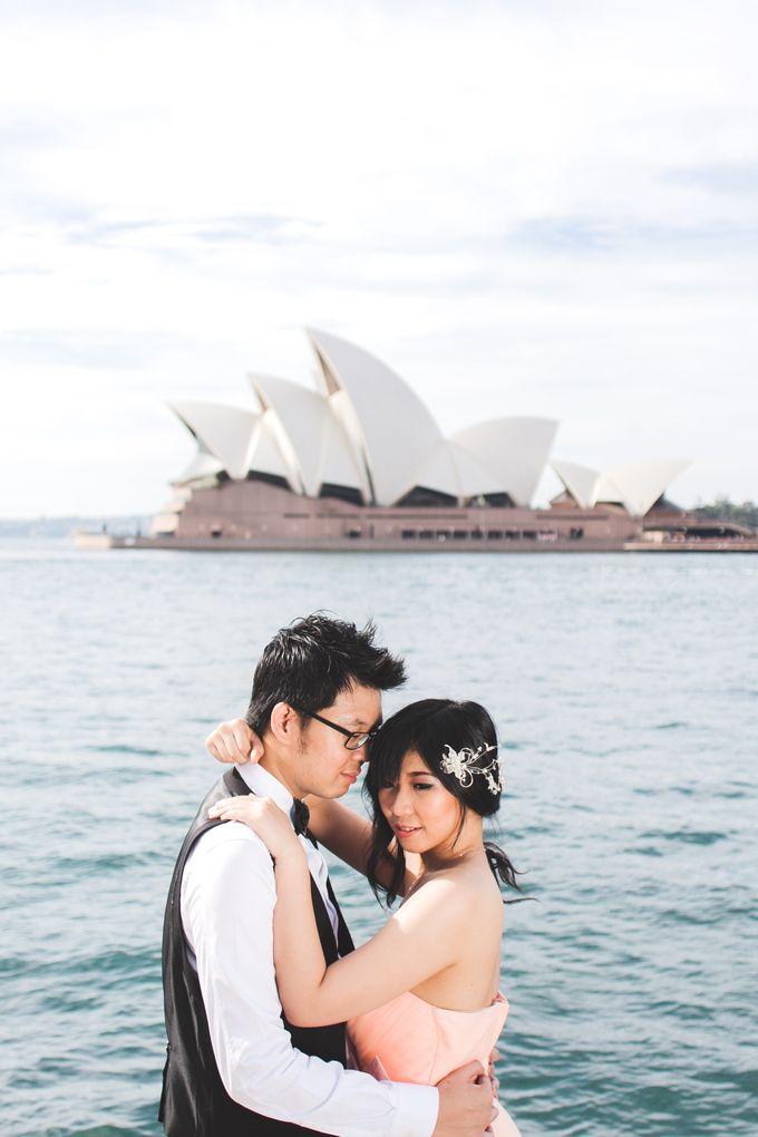 Andry & Vanessa Prewedding by Deppicto - 019