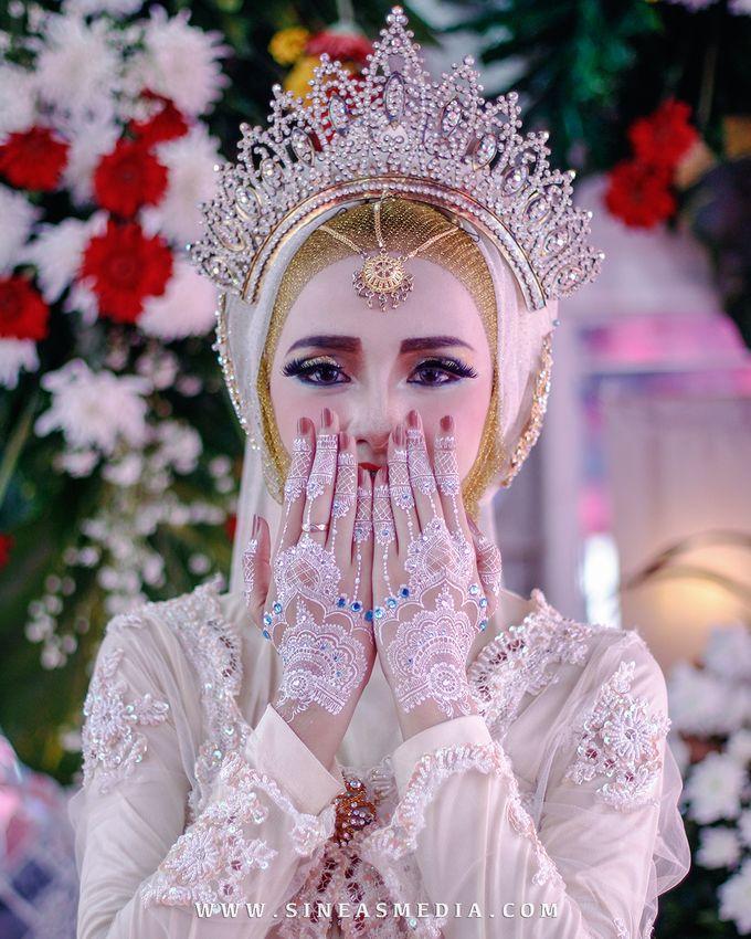 Debby & Firman Wedding by Sineas Media Production - 003