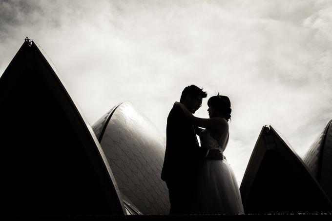Andry & Vanessa Prewedding by Deppicto - 005