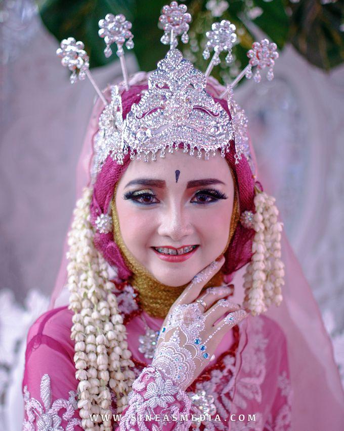 Debby & Firman Wedding by Sineas Media Production - 005