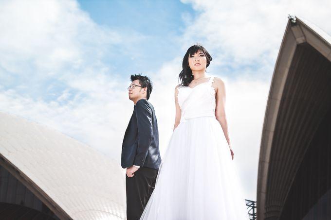 Andry & Vanessa Prewedding by Deppicto - 025