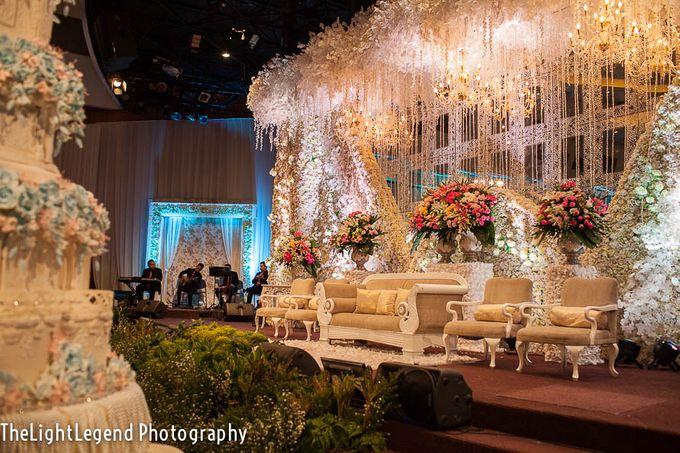 William & Siska Enchanted Wedding by Dome Harvest - 004
