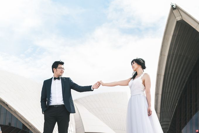 Andry & Vanessa Prewedding by Deppicto - 026