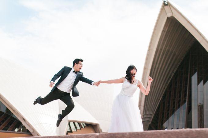 Andry & Vanessa Prewedding by Deppicto - 006