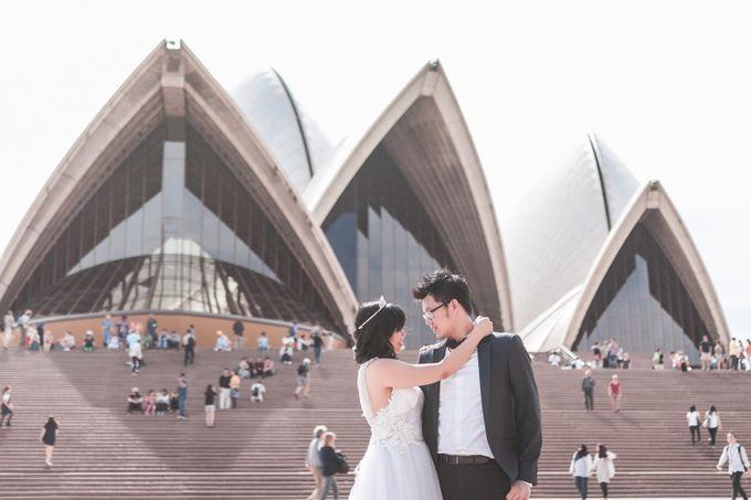 Andry & Vanessa Prewedding by Deppicto - 007