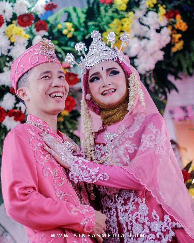 Debby & Firman Wedding by Sineas Media Production - 006