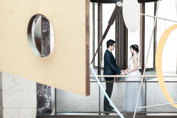 Andry & Vanessa Prewedding by Deppicto - 008
