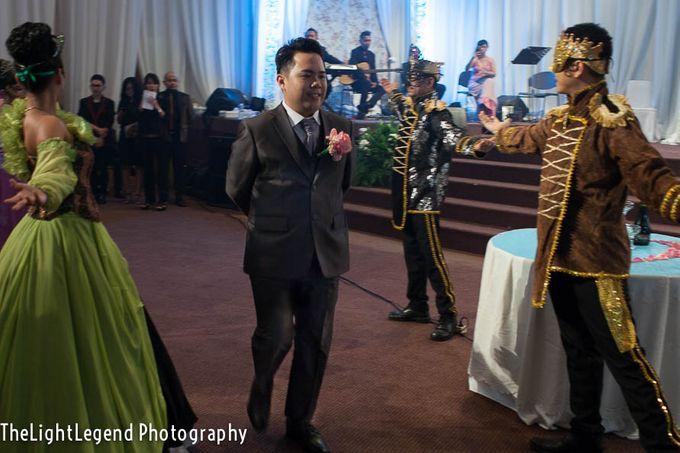 William & Siska Enchanted Wedding by Dome Harvest - 007
