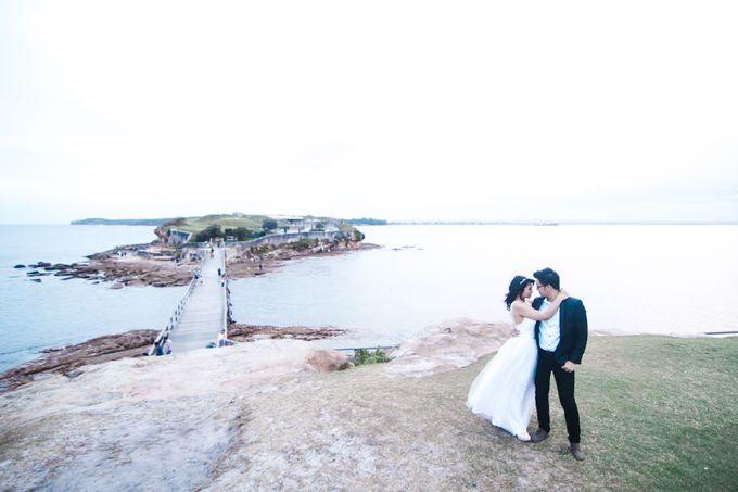 Andry & Vanessa Prewedding by Deppicto - 010