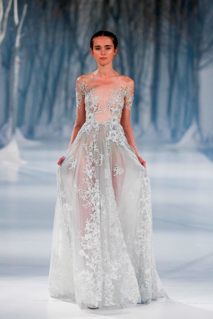 Paolo Sebastian - The Snow Maiden Autumn-Winter 2016 ...