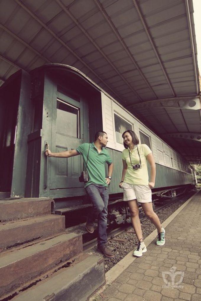 Agustin & Erwin Prewedding by MSB Photography - 018