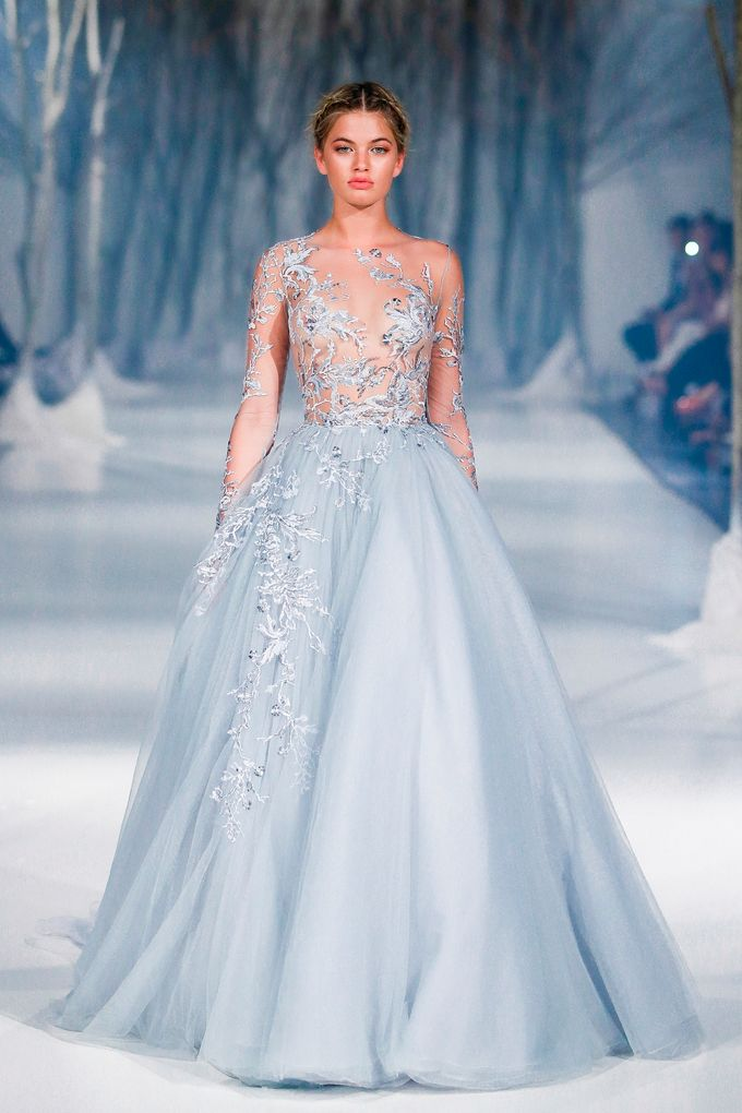 Paolo Sebastian - The Snow Maiden Autumn-Winter 2016 collection by The Proposal - 009