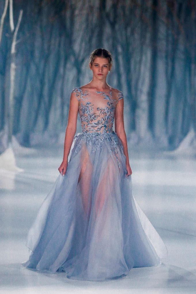 Paolo Sebastian - The Snow Maiden Autumn-Winter 2016 collection by The Proposal - 010