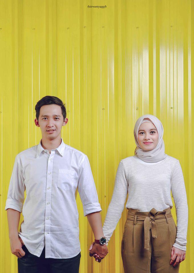 Studio Prewedding Ocha & Wisnu by airwantyanto project - 012