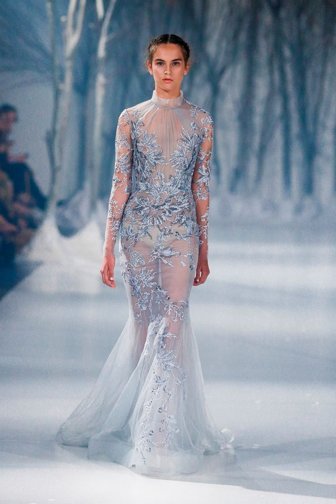 Paolo Sebastian - The Snow Maiden Autumn-Winter 2016 collection by The Proposal - 011